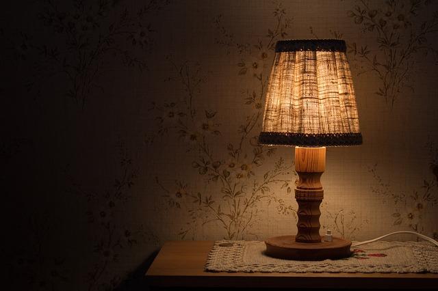 noční lampička