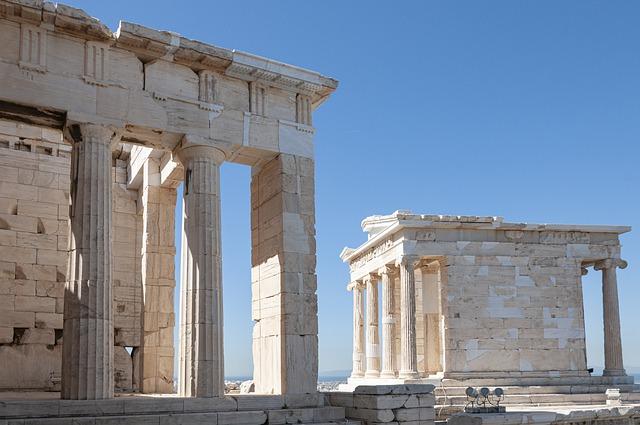 Athény v Řecku